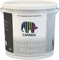 Шпатлевка Caparol CD StuccoDecor DI Luce (2.5л) -