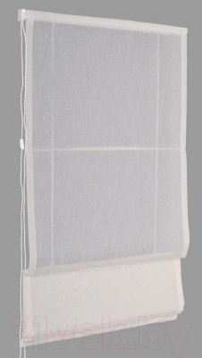 Римская штора Delfa Мини Natali СШД-01М-114/002 (68x160, молочный)