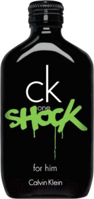 Туалетная вода Calvin Klein CK One Shock For Him (100мл)