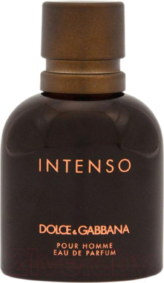 Парфюмерная вода Dolce&Gabbana Intenso Pour Homme (40мл)