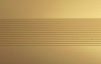 Порог Пластал А1 КЕ 180 (золото) -