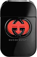 Туалетная вода Gucci Guilty Black Pour Femme (75мл) -