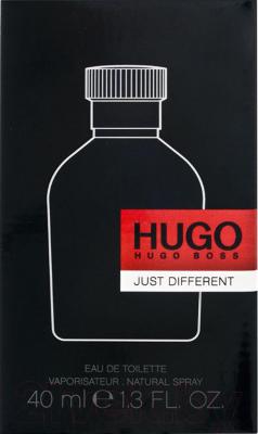 Туалетная вода Hugo Boss Just Different (40мл)