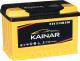 Автомобильный аккумулятор Kainar R+ / 075 11 20 02 0121 10 11 0 L (75 А/ч) -
