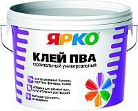 Клей Ярославские краски Ярко ПВА (1кг) -