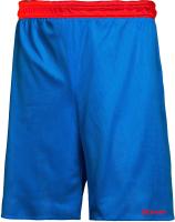 Шорты баскетбольные 2K Sport Training / 130063 (L, синий/красный) -