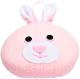 Мочалка для тела Roxy-Kids Зайка / RBS-005 -