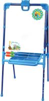 Мольберт детский Ника М2/С2 (синий) -