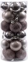 Набор шаров новогодних Белбогемия 27629657 / 96328 (24шт) -