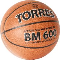 Баскетбольный мяч Torres BM600 / B32026 (размер 6) -
