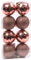 Набор шаров новогодних Белбогемия 27629626 / 96452 (8шт) -