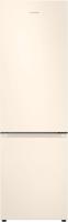 Холодильник с морозильником Samsung RB36T604FEL/WT -