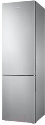Холодильник с морозильником Samsung RB37A5000SA/WT