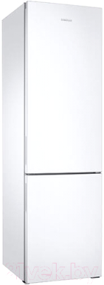 Холодильник с морозильником Samsung RB37A5000WW/WT