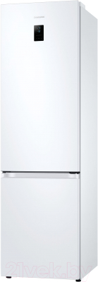 Холодильник с морозильником Samsung RB38T676FWW/WT