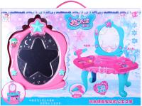 Туалетный столик игрушечный Darvish Для девочки. Туалетный столик / DV-T-192 -