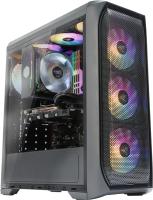 Корпус для компьютера Zalman N5 MF (черный) -