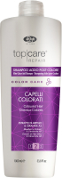 Шампунь для волос Lisap Top Care Repair Color Care после окрашивания (1л) -