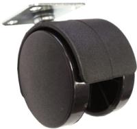 Колесо мебельное для стула Boyard N102BL/BL.3 (без тормоза) -