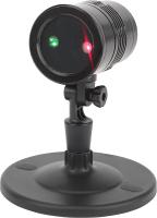 Диско-лампа ЭРА ENIOP-01 Laser Метеоритный дождь мультирежим 2 цвета / Б0041642 -