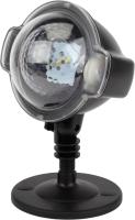Диско-лампа ЭРА ENIOP-03 LED Падающий снег мультирежим холодный свет / Б0041644 -
