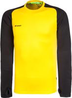 Лонгслив спортивный детский 2K Sport Performance / 121131J (YS, желтый/черный) -