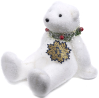 Световая фигурка Белбогемия Белый мишка 25598783 / 96460 -