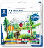 Набор цветных карандашей Staedtler 146C C72  (72шт) -