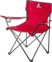 Кресло складное Coyote HKC-1001A (красный) -