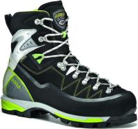 Трекинговые ботинки Asolo Alpine Alta Via GV / A01020-A388 (р-р 10.5, Black/Green) -