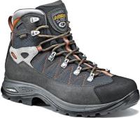 Трекинговые ботинки Asolo Finder GV MM / A23102-A661 (р-р 11.5, Graphite/Gunmetal/Flame) -