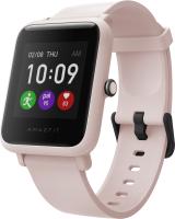 Умные часы Amazfit Bip S Lite 42mm / A1823 (розовый) -