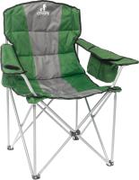 Кресло складное Coyote HKC-1003B (зеленый/черный) -