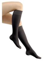 Гольфы компрессионные Aries Avicenum 140 плотные с закрытым носком / 9999 (L, normal) -