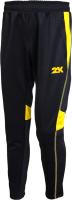 Брюки спортивные 2K Sport Vettore / 121325 (XXXL, черный/желтый) -
