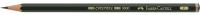 Простой карандаш Faber Castell 9000 F / 119010 -