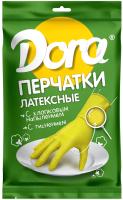 Перчатки хозяйственные Dora Универсальные / 2004-001-XL-240 (XL) -