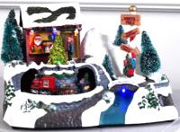 Световая фигурка Luazon Новогодняя развилка 5135397 -