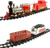 Железная дорога игрушечная Darvish DV-T-1751 -