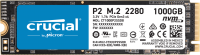 SSD диск Crucial P2 1TB (CT1000P2SSD8) -