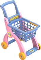 Тележка игрушечная Нордпласт Для продуктов / 431103 -