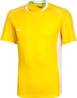 Футболка волейбольная 2K Sport Energy / 140040 (L, желтый/белый) -