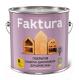 Защитно-декоративный состав Ярославские краски Faktura (2.5л, махагон) -