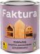 Защитно-декоративный состав Ярославские краски Faktura (700мл, тик) -