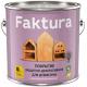 Защитно-декоративный состав Ярославские краски Faktura (2.5л, тик) -