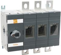 Блок-разъединитель КС БР-17-OTE-1250А-3р / 85610 -