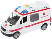 Автомобиль игрушечный Darvish Скорая помощь 1:16 / DV-T-1708 -