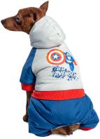 Комбинезон для животных Triol Disney Marvel Капитан Америка / 12211392 (M) -