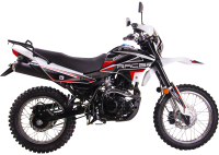 Мотоцикл Racer Panther RC250GY-C2 (серый) -