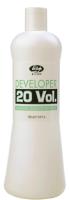Эмульсия для окисления краски Lisap Developer 20vol 6% (1л) -